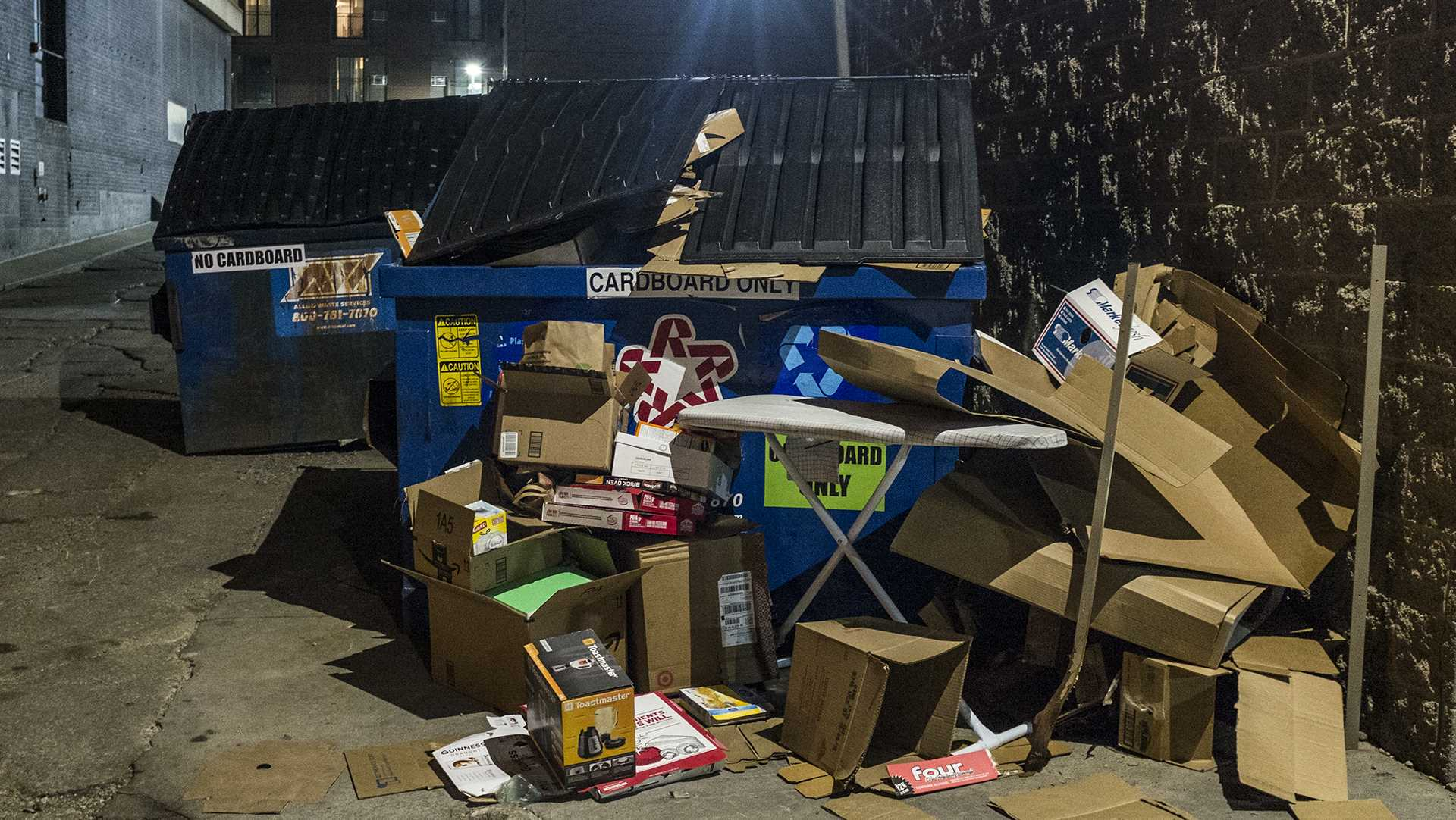 Iowa City apartments begin to offer recycling as rental permits are renewed