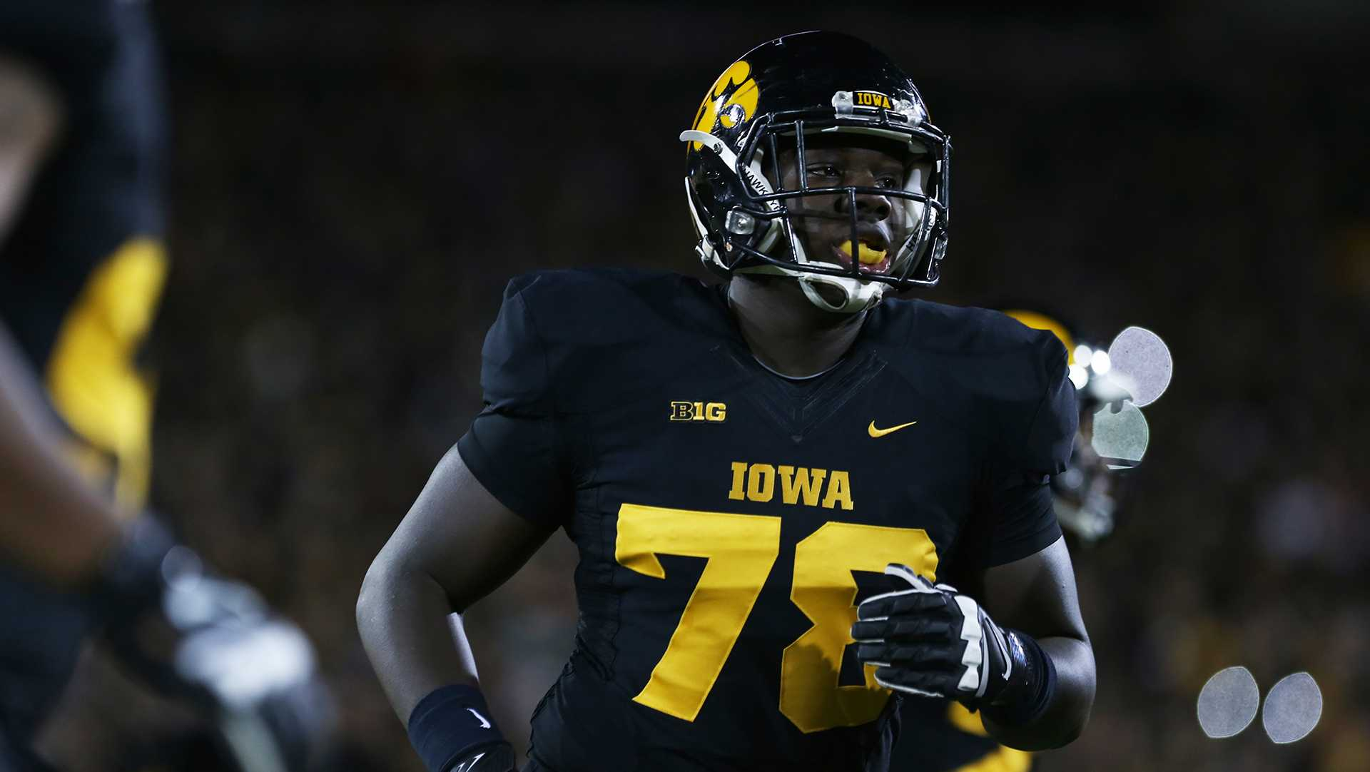 Chicago Bears draft James Daniels