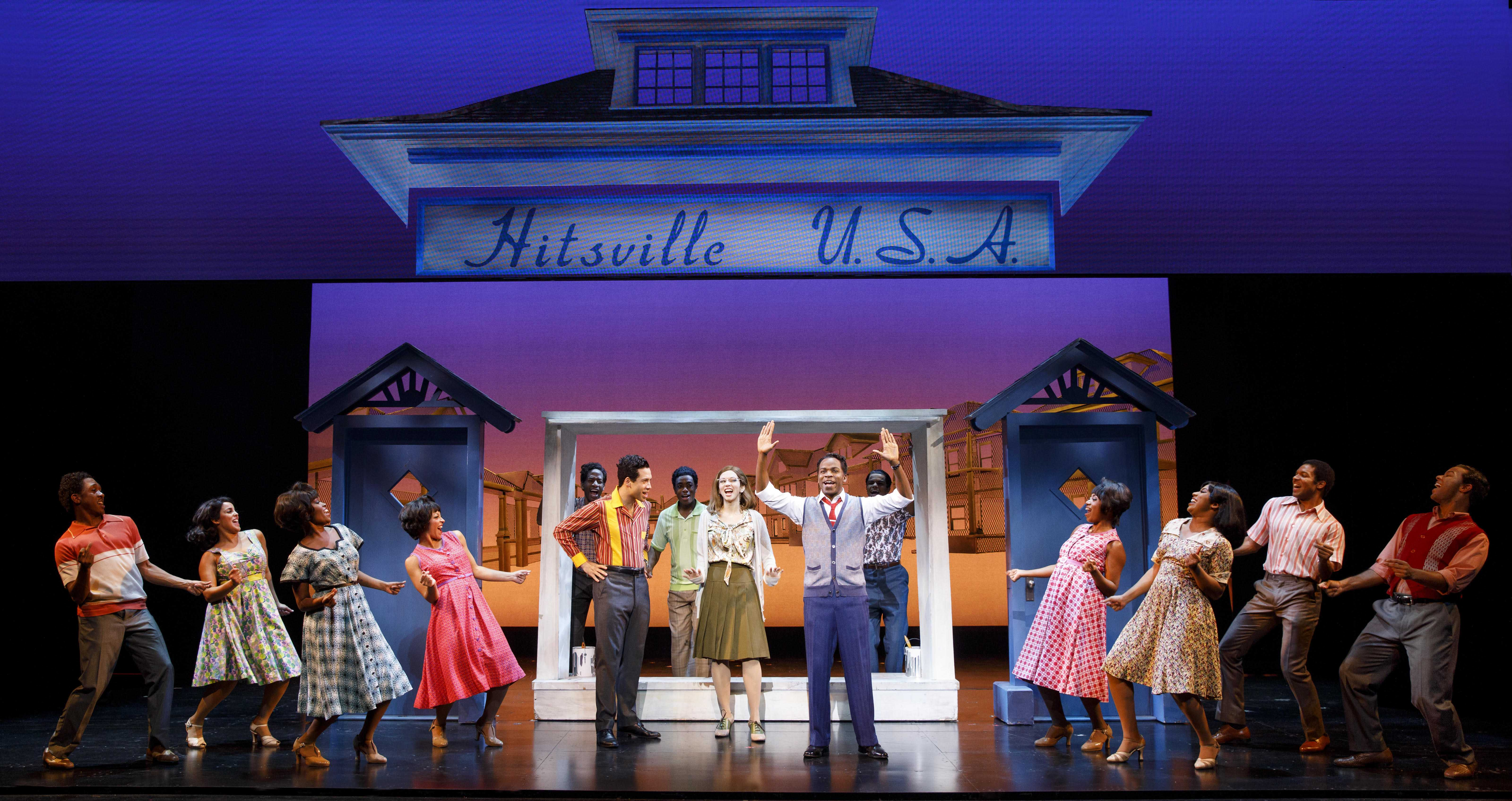 'Motown: The Musical' leaves audiences in awe