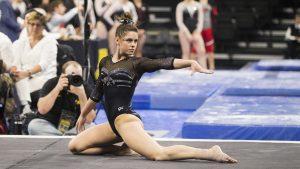 Can gymnastics do it again?