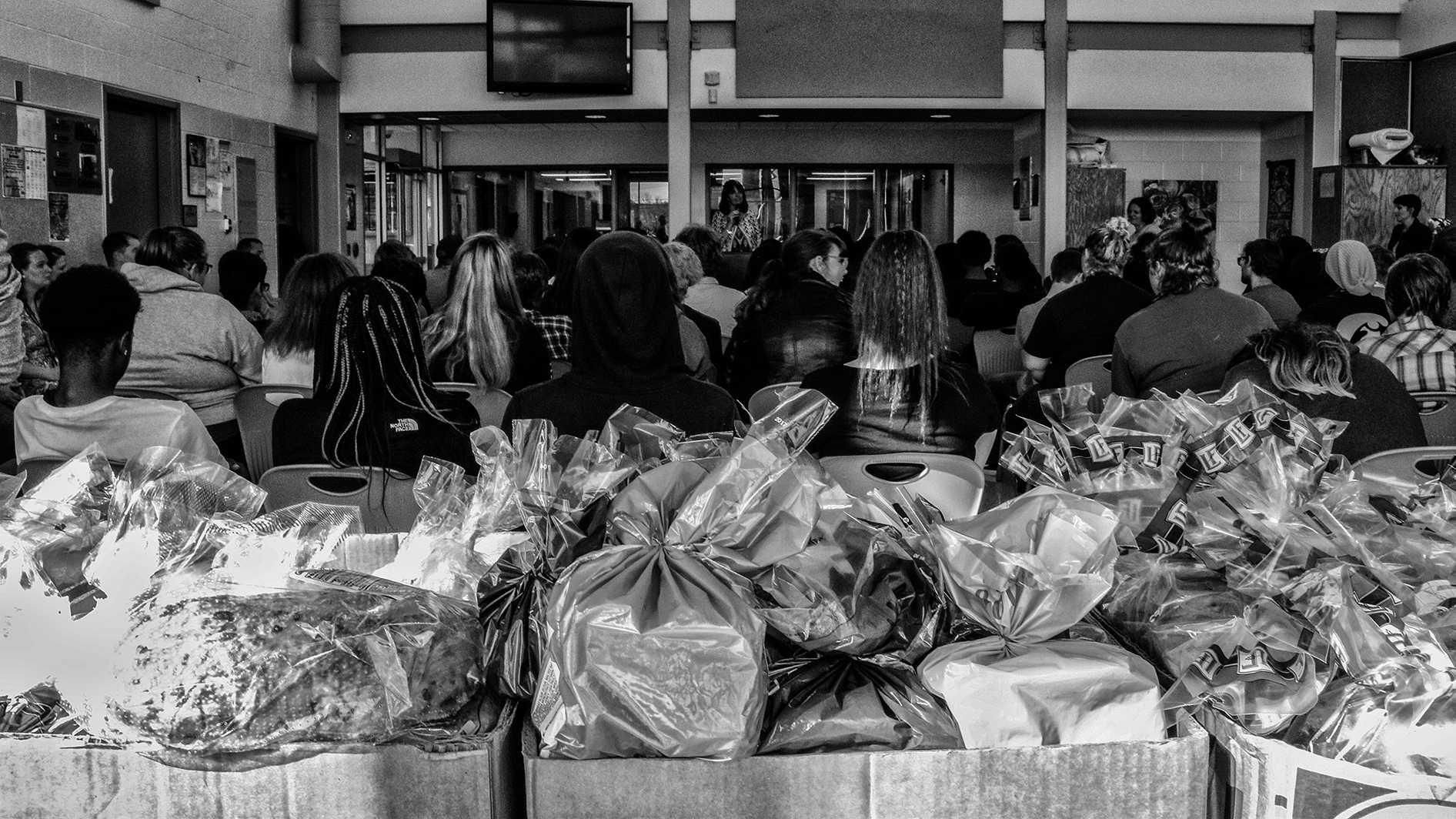 Work begins on Crisis Center warehouse expansion