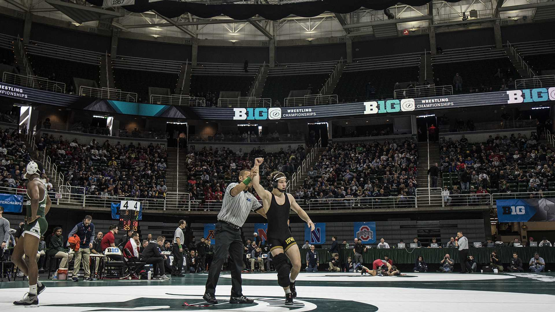What happened, what's next: Big Ten Championships Session 1