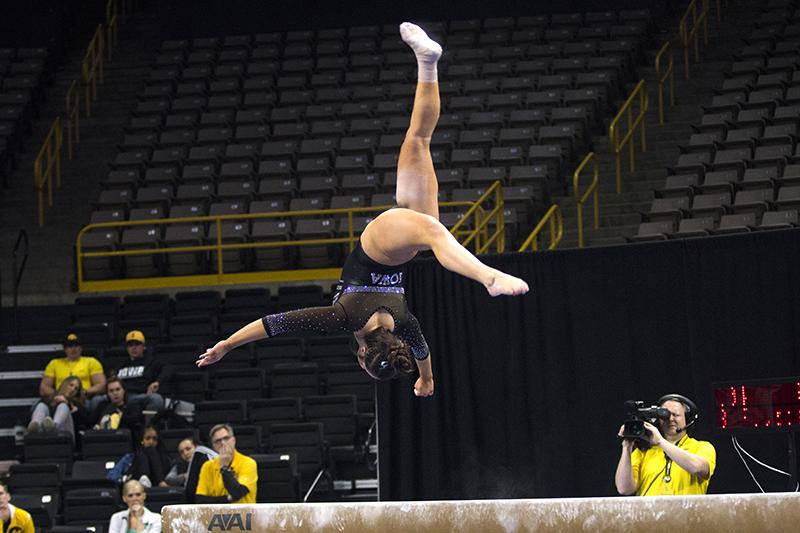 Men's Gymnastics Record Their First Win; Women Take A Win And A Loss