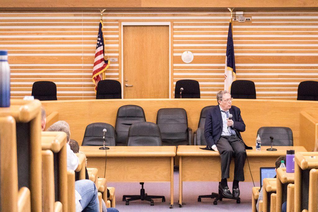 nyu professor scholar tackles gun control and the second amendment
