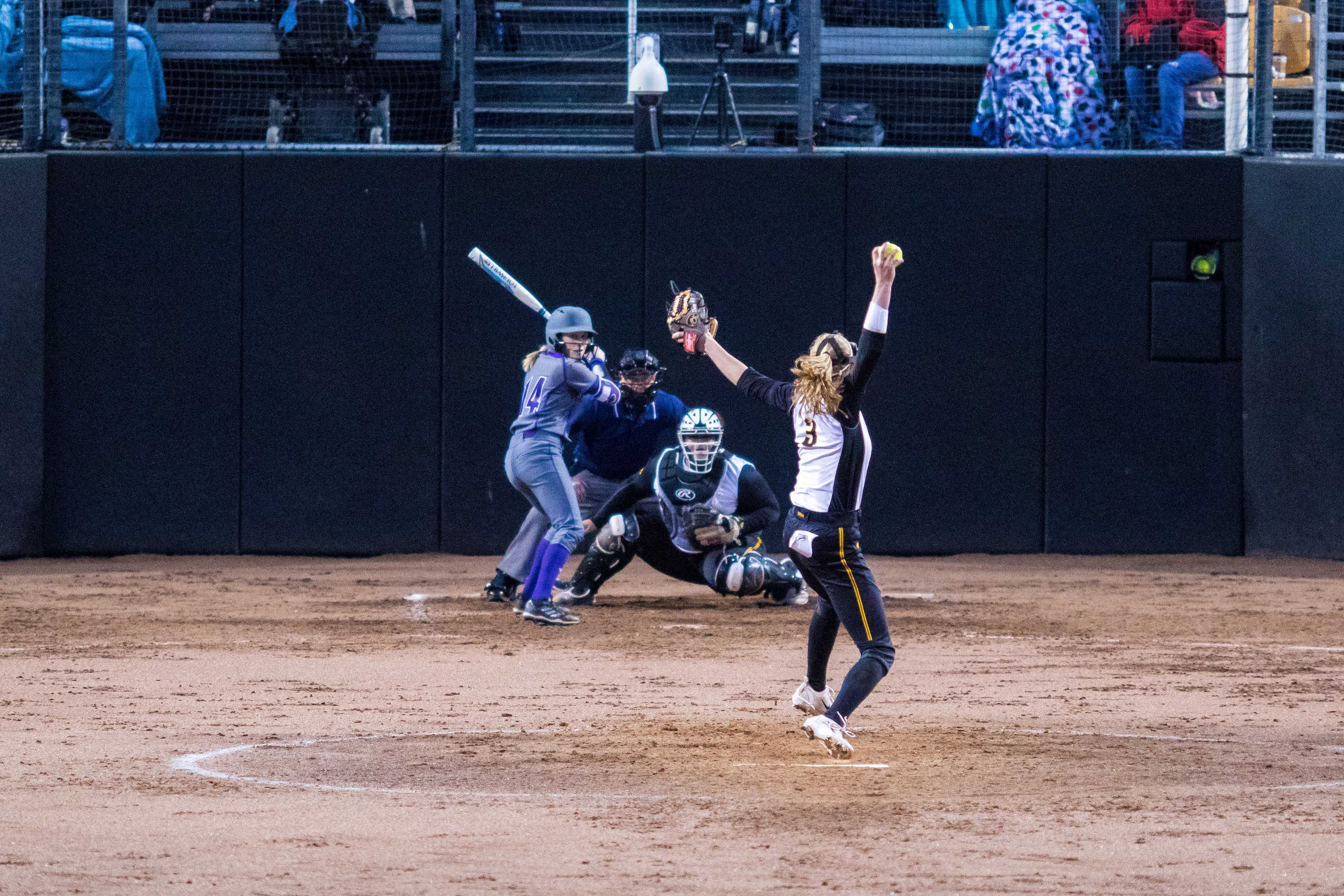 6 games stand between Iowa softball and proving it can compete