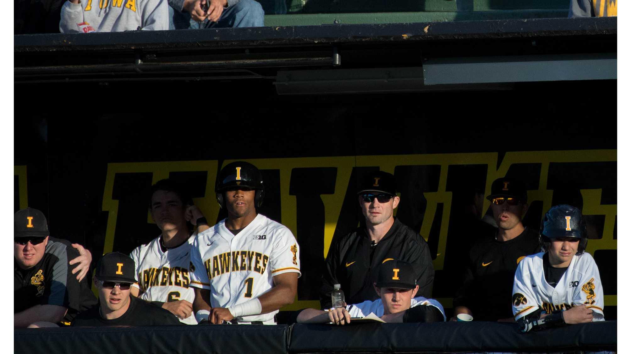 Photos: Iowa baseball vs. Michigan (04/28/18)