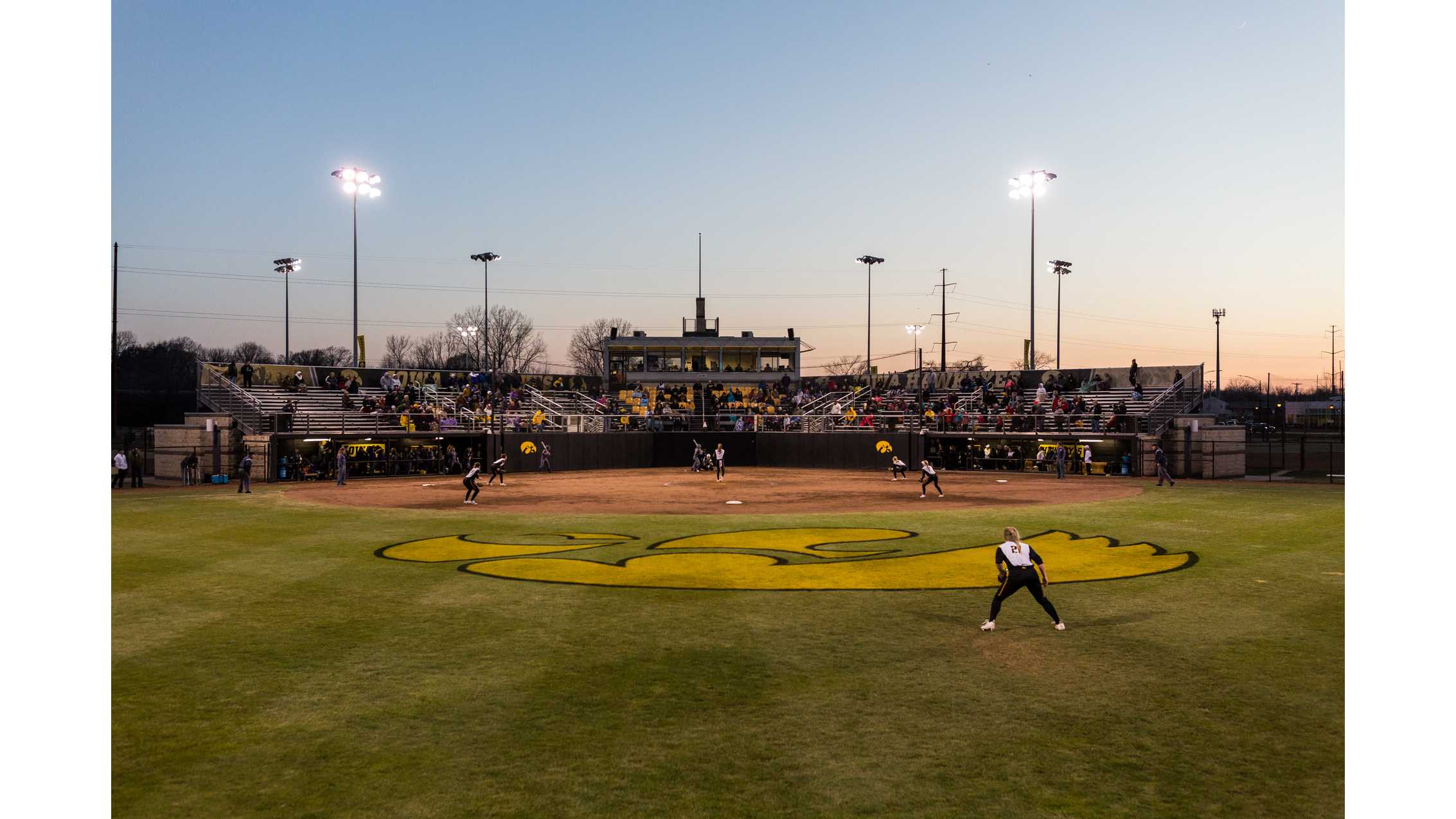 Photos: Iowa softball vs. Western Illinois