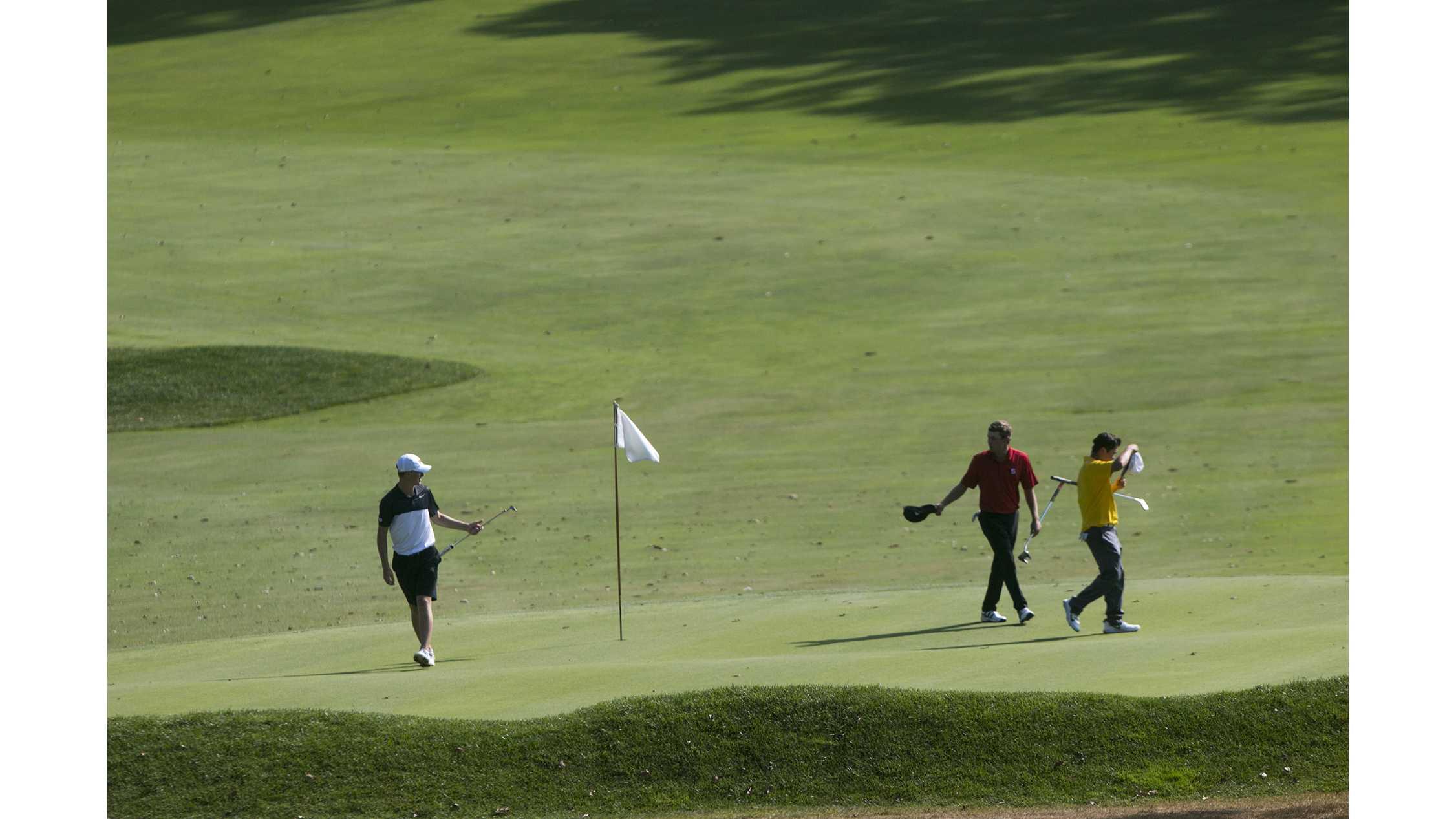 Walker, Ip highlight weekend for Iowa golf