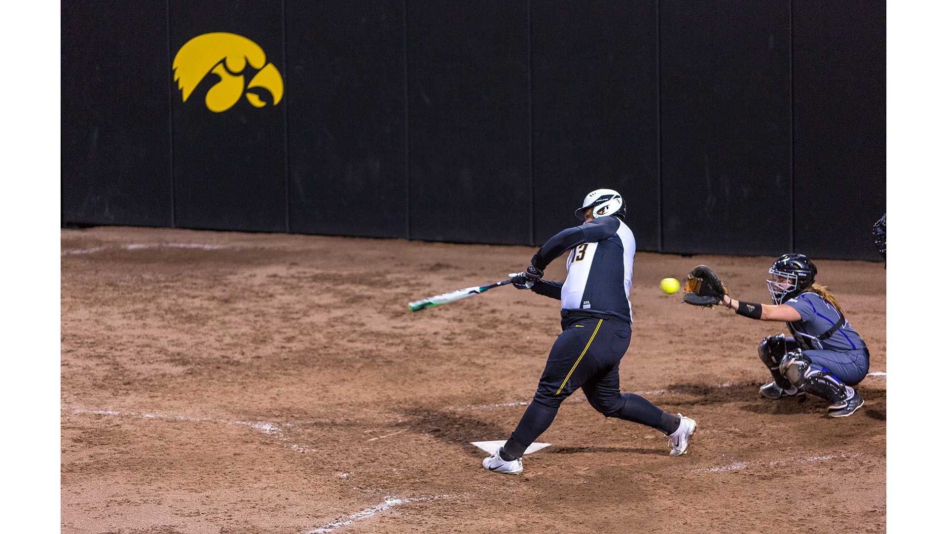 The wait to win is finally over for Iowa softball team