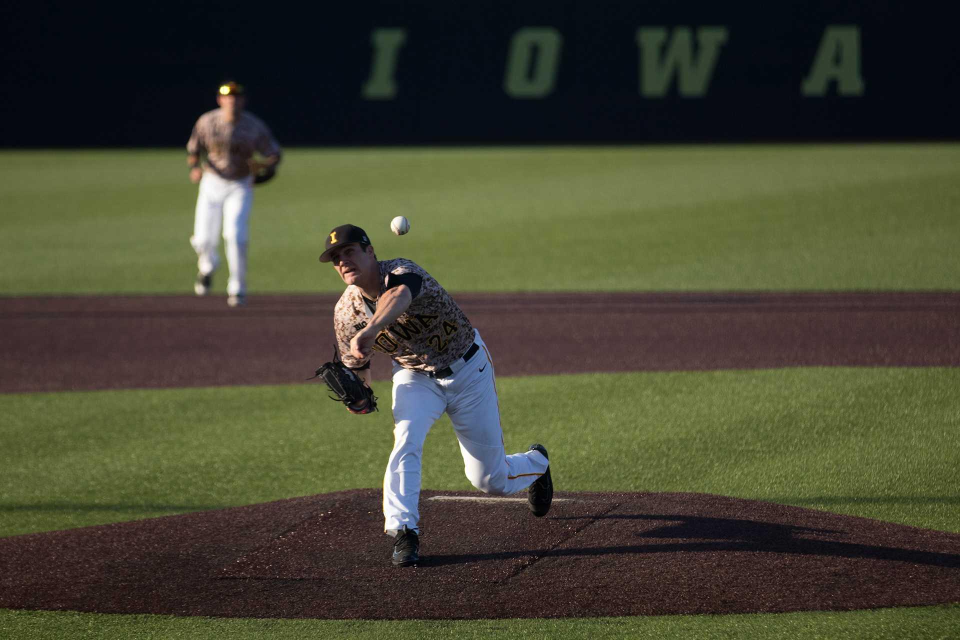 Photos: Iowa baseball vs. Oklahoma State (05/04/18)
