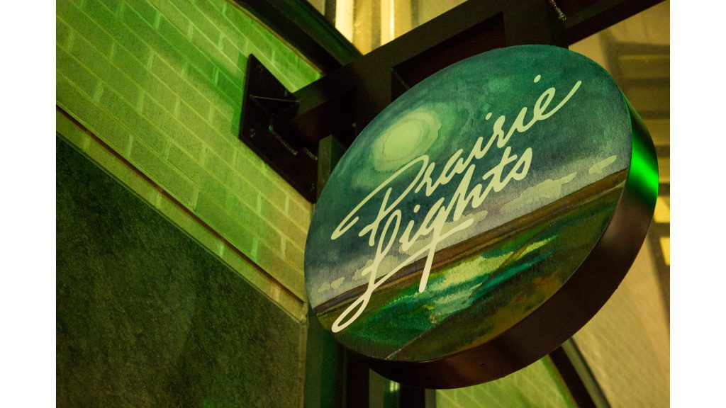 Prairie+Lights+bookstore+on+Monday%2C+Nov.+13%2C+2017.+%28David+Harmantas%2FThe+Daily+Iowan%29