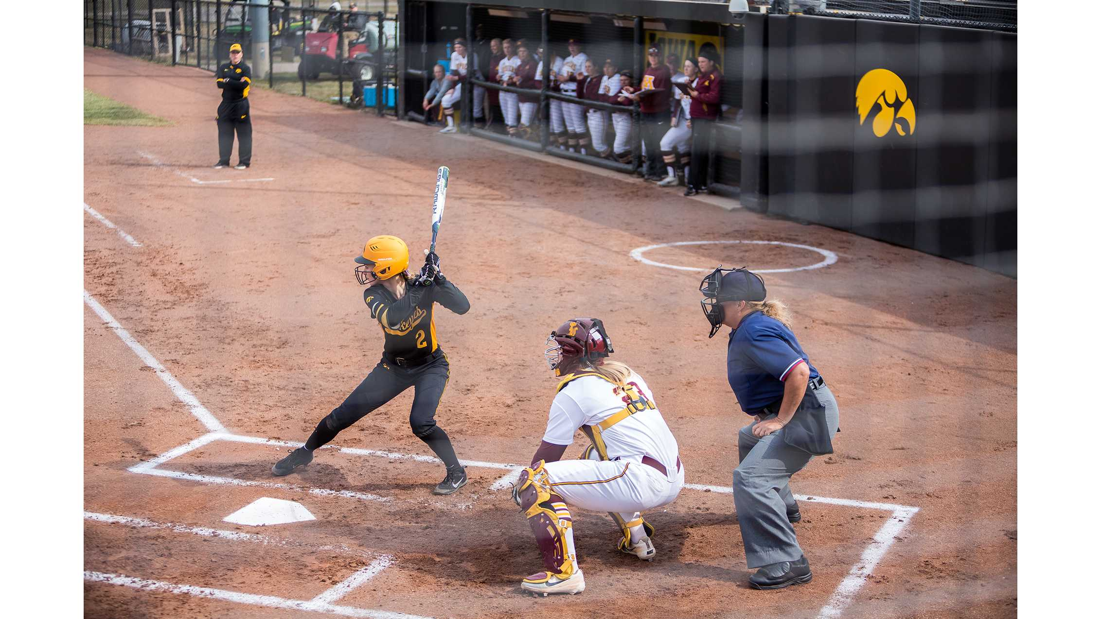 Softball's Bogar on her way to blossoming
