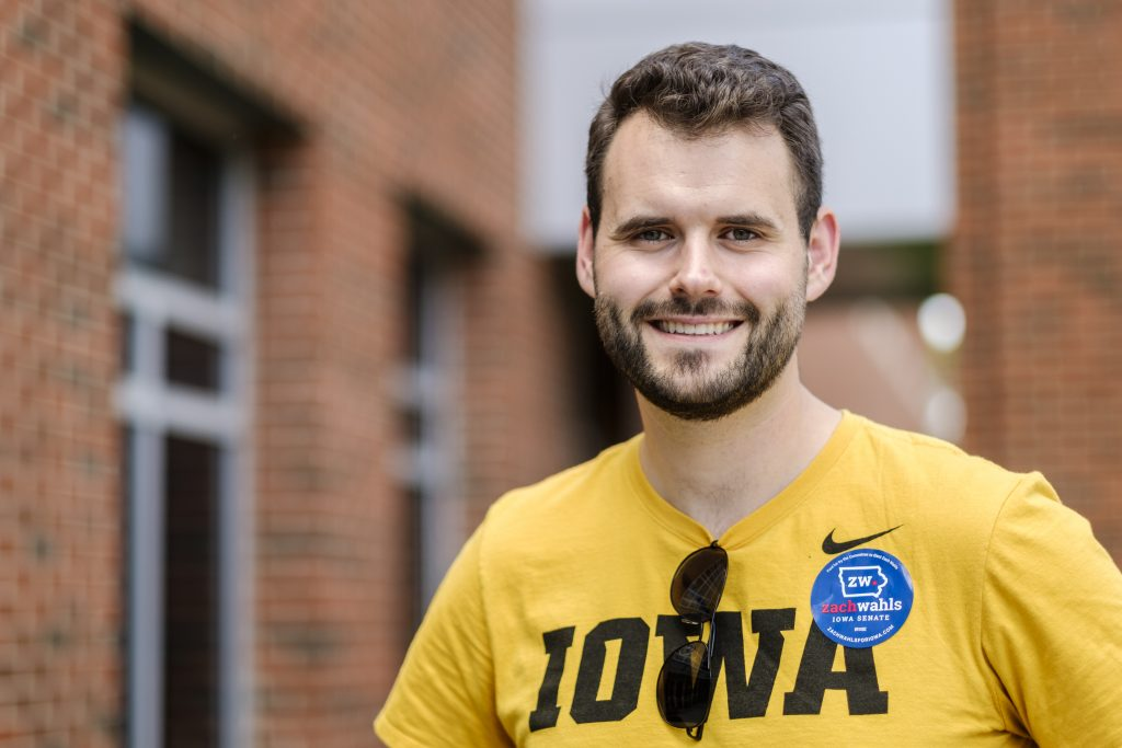 Democratic+nominee+for+Iowa%27s+District+37+State+Senate+seat+Zach+Wahls+poses+for+a+portrait+on+Friday%2C+June+1.+%28Nick+Rohlman%2FThe+Daily+Iowan%29