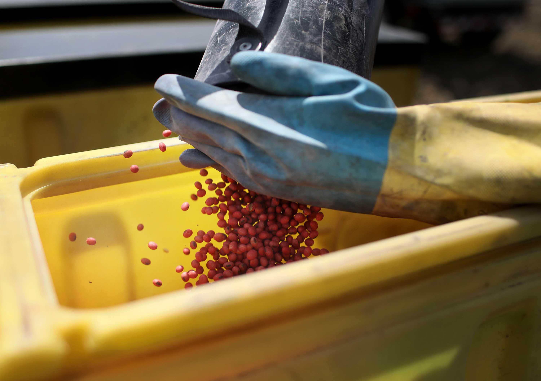 Chinese tariffs smack Iowa farmers hard