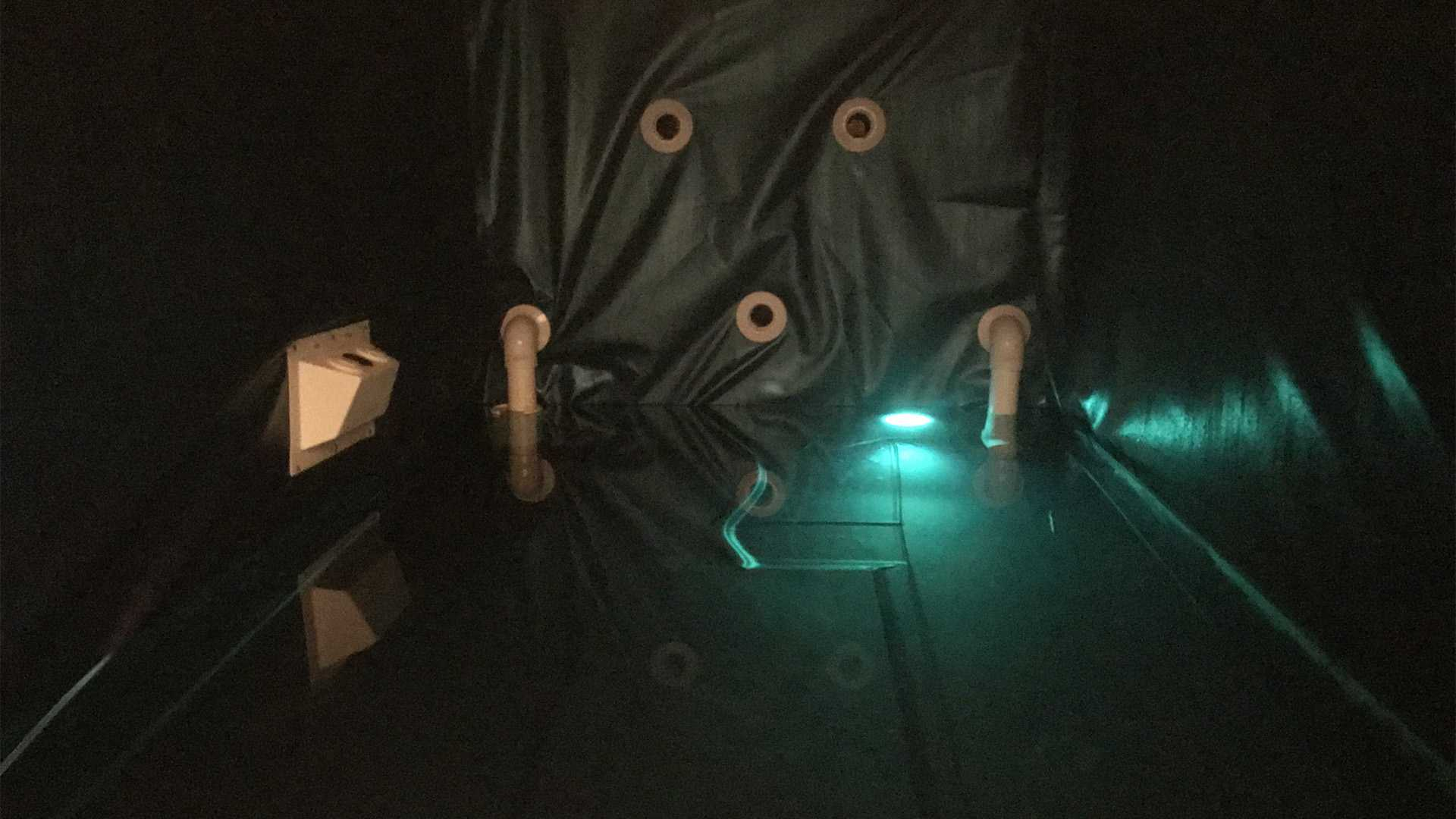 Clayton: My hour in a sensory deprivation tank