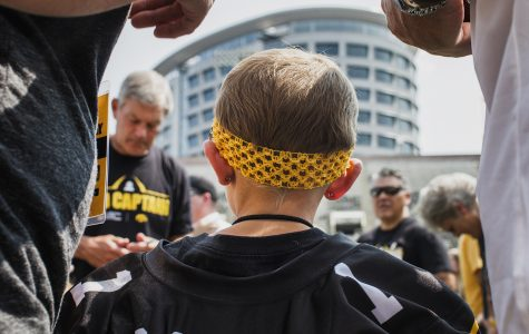Photos: Iowa Football Kid's Day (8/11/18)