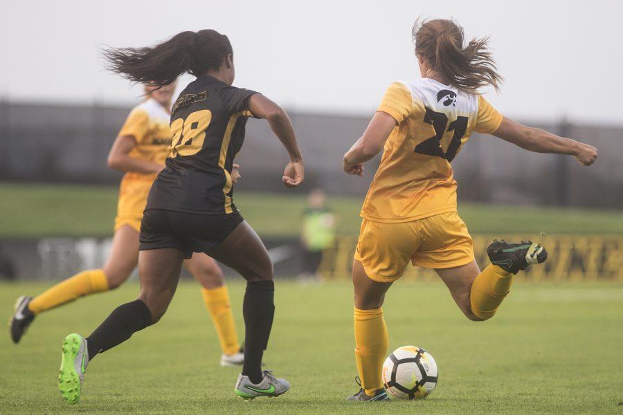 Photos: Soccer vs. Missouri (8/17/18)