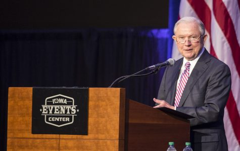 U.S. Attorney General Sessions continues criticizing lower courts' stalling of Trump policies