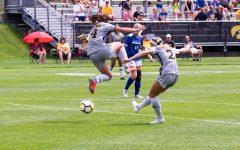 Iowa soccer gears up for Big Ten action