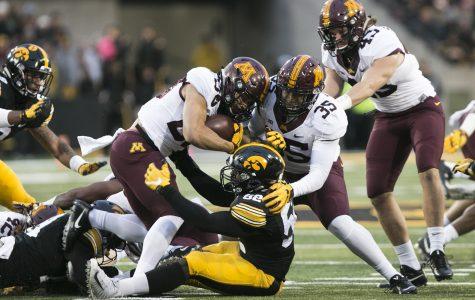 Hawkeye football linebacker corps ready for season's challenges