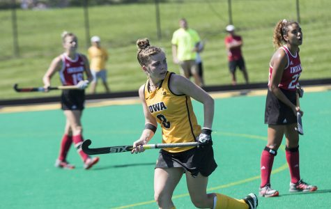 Photos: Field Hockey vs. Indiana