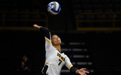Photos: Volleyball vs. Eastern Illinois (9/9/18)