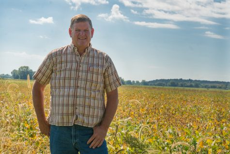 Iowa Sen. Kevin Kinney looks to help agriculture with hemp production in seeking reelection,