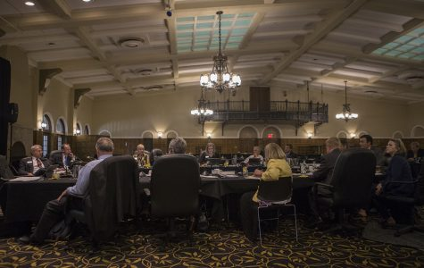 Board of Regents considers department closures and additions