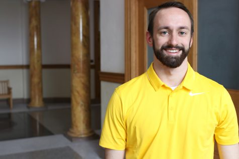 UI doctoral candidate earns prestigious fellowship