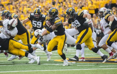 Iowa football notebook: defensive line, injury update, and preparing for the 3-4