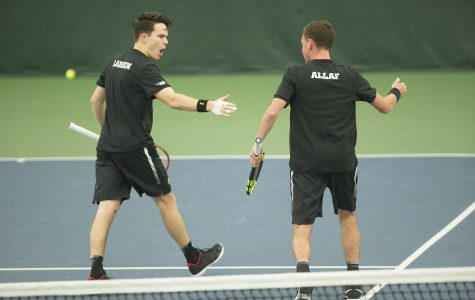 By the numbers: Iowa men's tennis ready to get back in the swing of things
