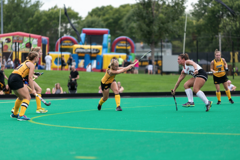 Iowa field hockey needs to be ready against Big Ten opponents