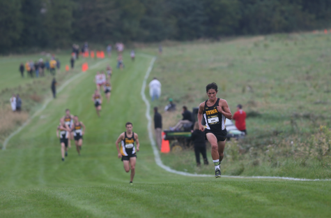 Challenges abound for Hawkeye cross-country