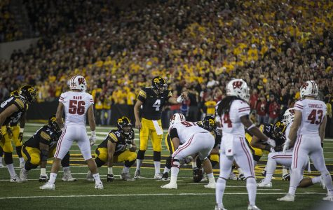 Iowa football's road to the Big Ten championship is a long one