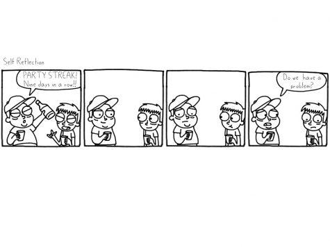 Cartoon: Wristbands for everyone