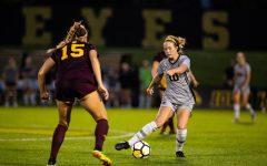 Hawkeye women's soccer returns a proven scorer