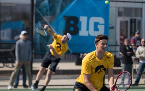 Hawkeyes fight at Milwaukee Tennis Classic