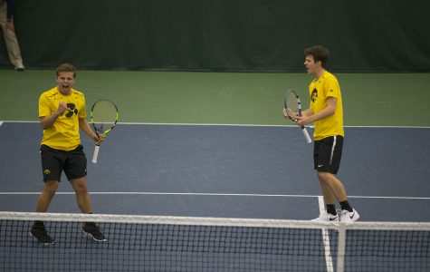Men's tennis goes on the road for tournament