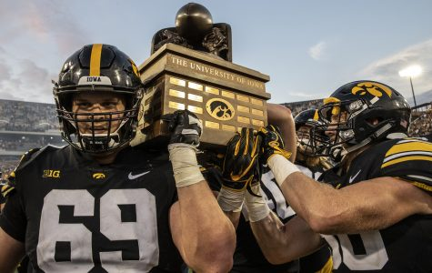 One-on-one with Hawkeye center Keegan Render