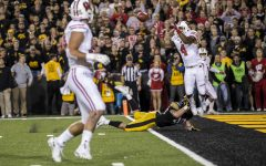 Wisconsin's dagger drive ruins Iowa's hope for an upset