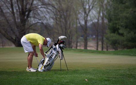 Schaake, Knoll drive Hawk golf