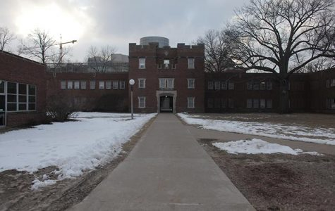 Quadrangle, the dorm you won't see on the campus tour