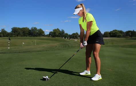Women's golf squares up for Big Tens