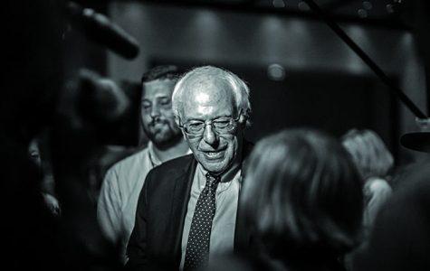 Sanders pulls closer in poll