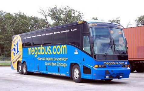 Megabus bids Iowa City goodbye