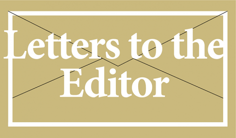 Letter to editor: Open arms, as in the Bible
