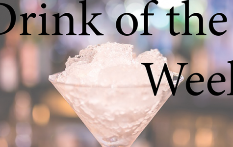 Drink of the week
