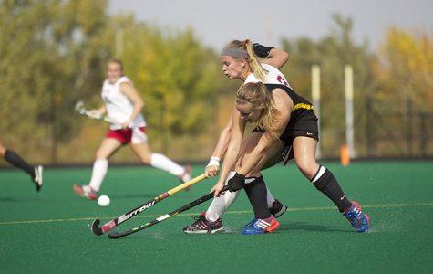 Field hockey splits in Big Ten/ACC Challenge
