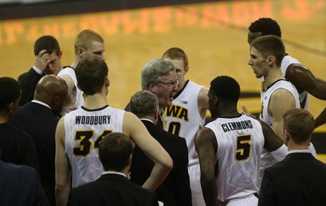 Iowa men's hoops Big Ten schedule announced