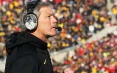 Video: Full interview with Hawkeye football head coach Kirk Ferentz